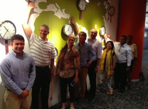Partnership Between Kompass North America and Global Chamber®- it's been three years