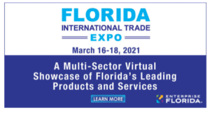 Agenda Now Available for the Florida International Trade Expo