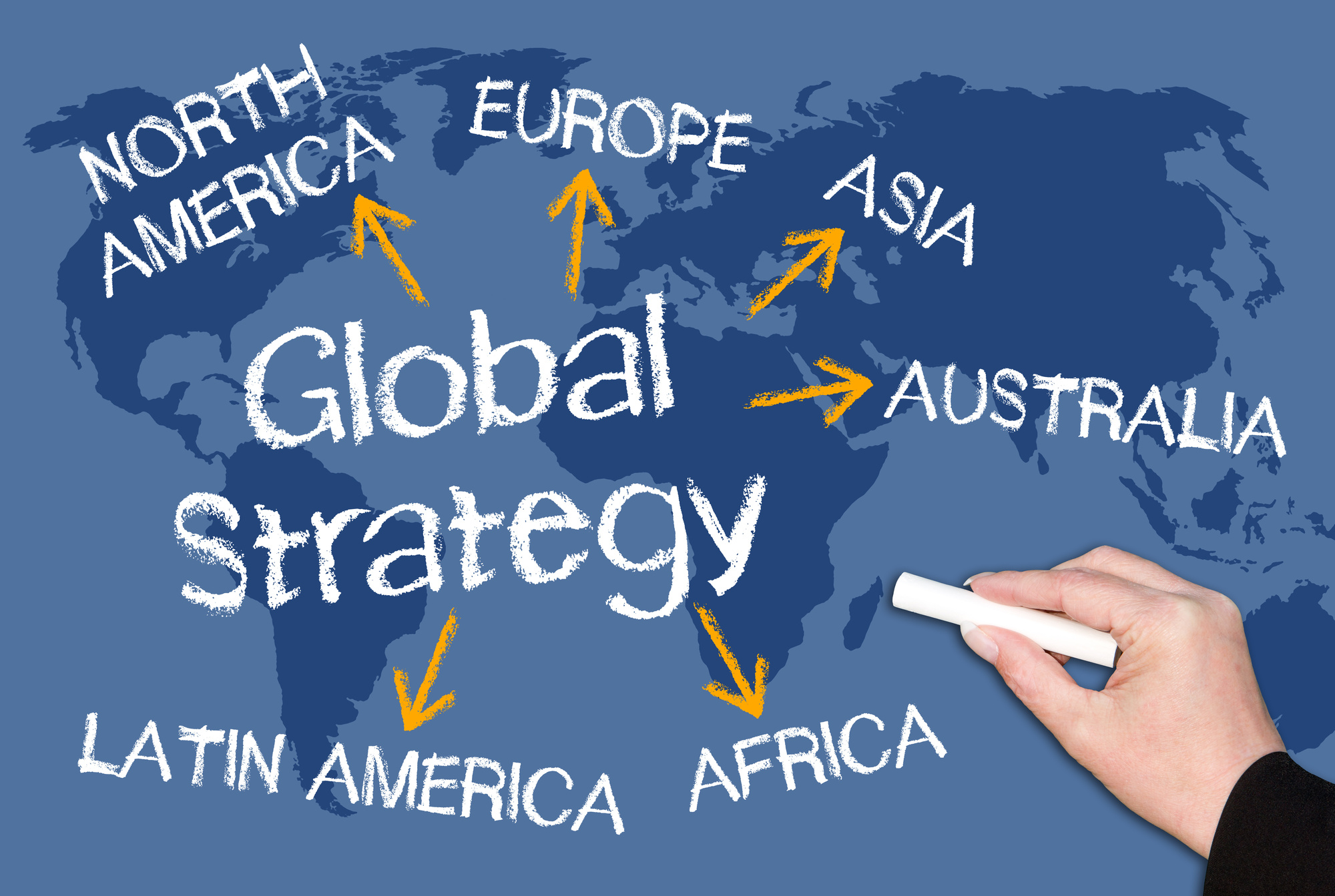 The Benefits of Using a Multilingual International Marketing Strategy